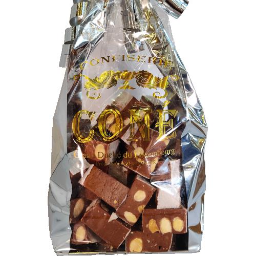 Nougat grand extra tendre au chocolat