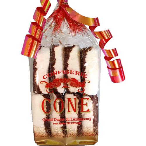 Guimauve noix de coco chocolat
